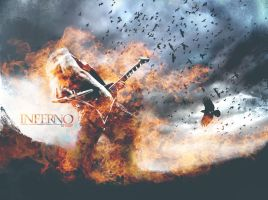 INFERNO Children of bodom by DanielPriego