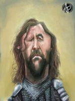 The Hound by keizler
