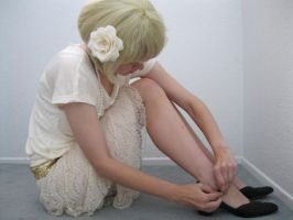 Flapper Shoes by sweet-suzume