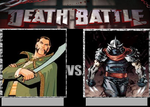 DB227: Ra's al Ghul vs Shredder by Mr-Wolfman-Thomas