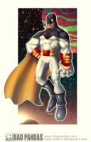 SPACE GHOST COLOR by redeve