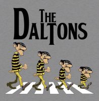 The Daltons by Sofypalazzolo