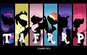 Mane 6 RWBY Style Wallpaper by MLArtSpecter