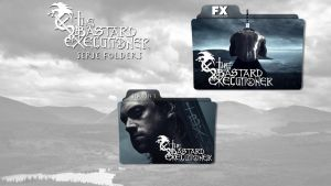 The Bastard Executioner Serie Folders by OrlaneF