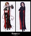 Vampires by trydisegna