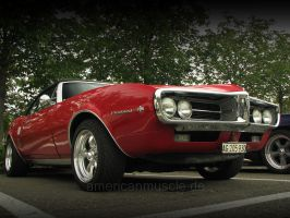 Pontiac Firebird Convertible by AmericanMuscle