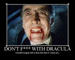 Don't F--- With Dracula by Volts48