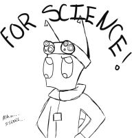 For Science! by Nightshadow-Horus