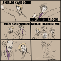 Sherlock/TRTE: Consulting Gods. by superfizz