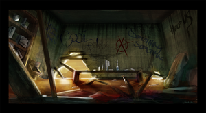 A room by Eowynu