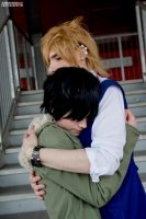 Kisa And Yukina Cosplay - This Is LOVE by DakunCosplay