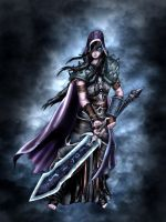 Death knight by Deadguybeer