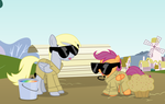 Manehattan Project 2 Panel 2 by mandydax