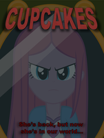 Cupcakes Poster (Equestria Girls) by Zacatron94