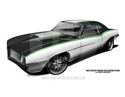 Camaro Project 2 by flying-polock