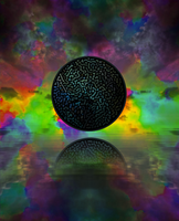 The Daydream of Spheres by Jakeukalane