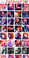 Hayley Williams - avatars 160x160 by Hinerin
