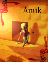Anuk- Cover by Darkwolfhellhound