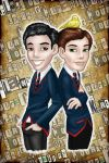 Kurt and Blaine - Glee by KinderCollective