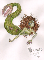 05 - Mermaid by LadyVentuswill