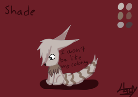 Shade - I wont be like my coloring by pokebulba