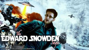 The Edward Snowden Saga by wackyredonkulousnews