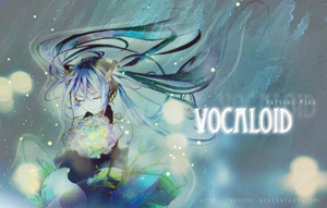 Wallpaper - Vocaloid by NaruOc
