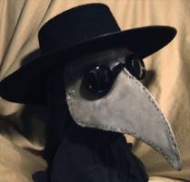 Plague Doctor Mask by DellamorteCo