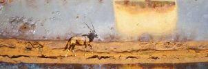Oryx in Rust 1 by woodnick