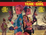 Tank Girl : Two Girls One Tank #4 by blitzcadet