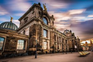 Dresden Academy of Fine Arts by Torsten-Hufsky