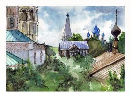Suzdal by nadmoremtumana