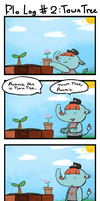 Flo Log 2: Town Tree by FlooffyFighter