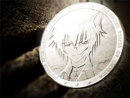 The Ikuto Coin by Amuto-4eva