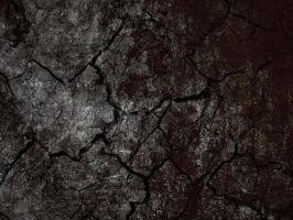 Rusted Cracks by Stock7000