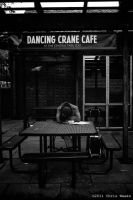 not so stoked at the dancing crane by cweeks