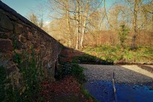 Minnowburn in Shadow by Gerard1972