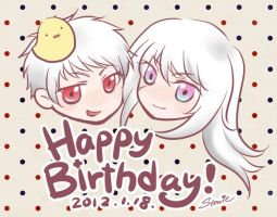 APH: HAPPY BIRTHDAY PRUSSIA by starshine1313