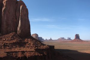 Desert - Monument Valley, view 14 by elodie50a
