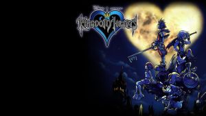 Kingdom Hearts wallpaper by greenlamia