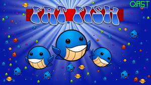 Fat Fish Wallpaper 1920X1080 by FIFE-Productions
