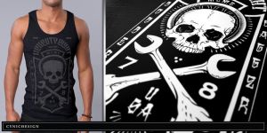Mad Circus : Crossbones by cynicdesign