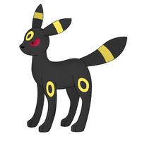 Umbreon Drawing by Zoruaofepic
