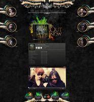 Deathless Legacy Website by FraterOrion