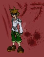 .:SilentHill:SORA:. by Goddess-of-BUTTSECKS