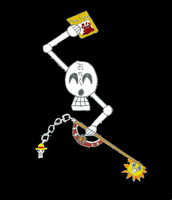 My personal Jolly Roger by D-warrior35