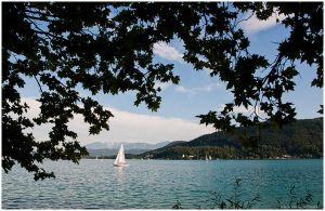 boats sailing in august by zero-