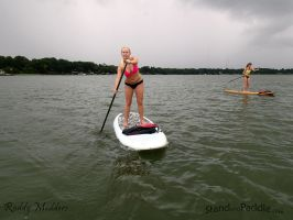 Stand and Paddle SUP 3950 by PaddleGallery