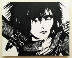 Siouxsie Sioux by theartknife