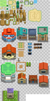 B2W2 Unova Tiles by DaybreakM